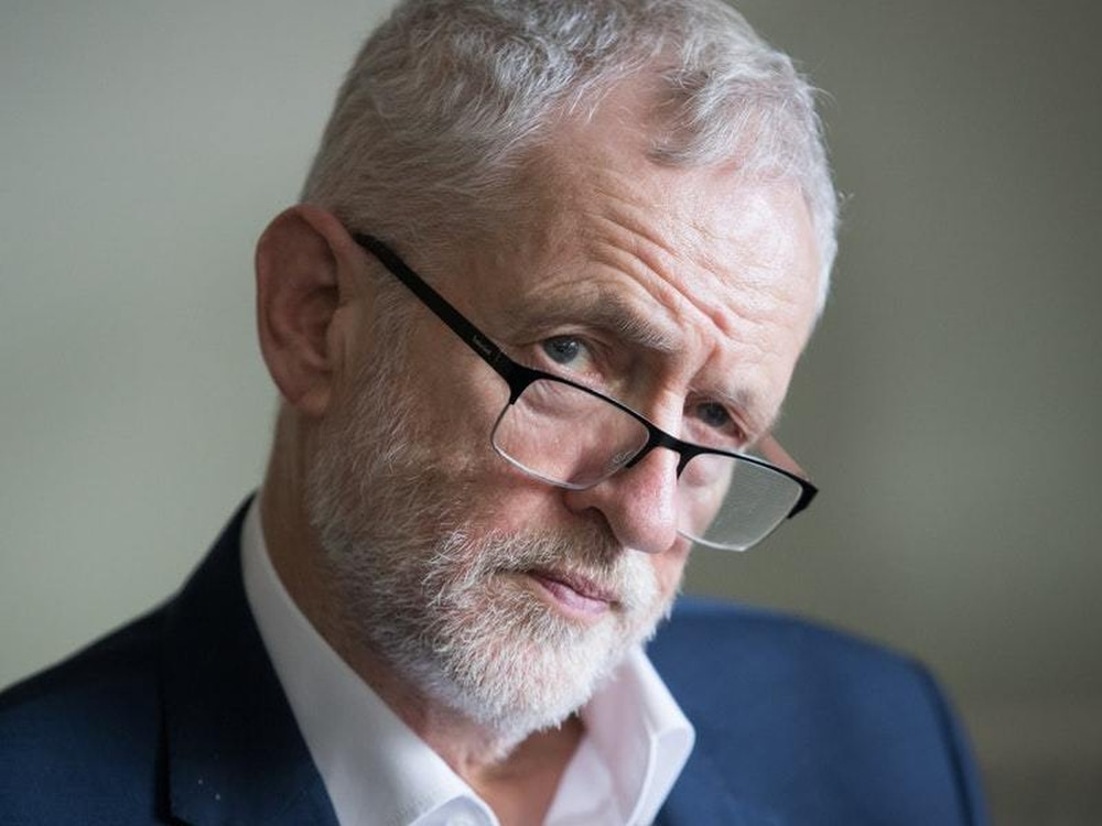 Jeremy Corbyn urged to prove he has backing to be PM