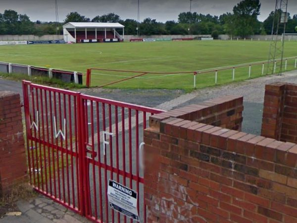 Walsall Wood Football Club, in Lichfield Road, Walsall. Photo: Google