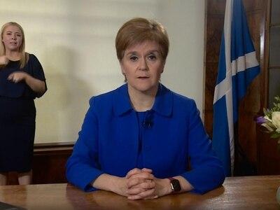 Sturgeon: restrictions may feel like step backwards