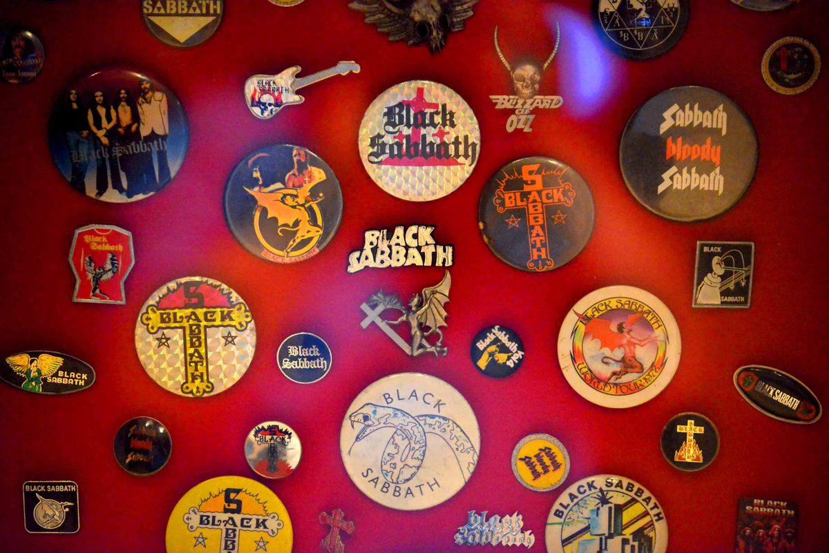 Memorabilia from across the years features in the exhibition