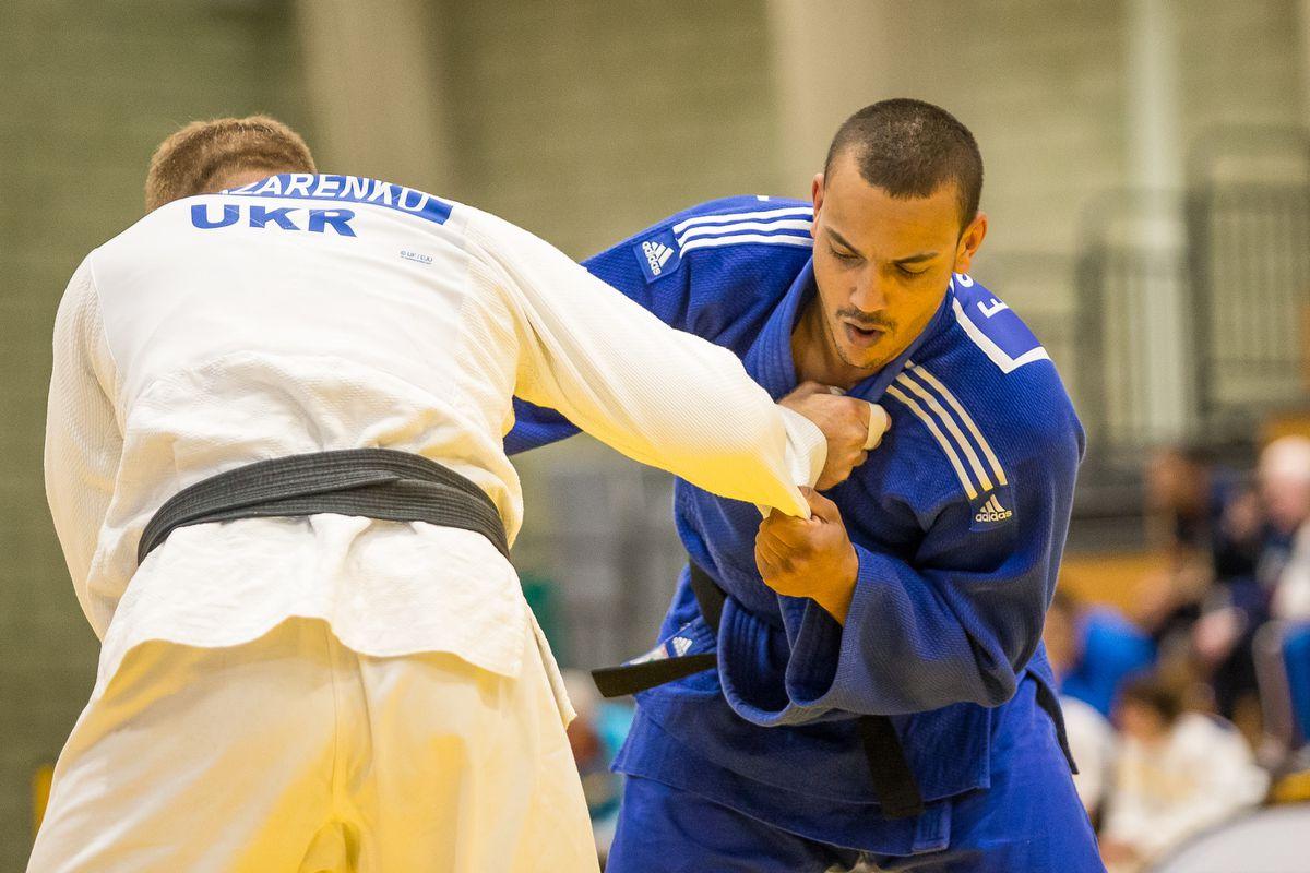 Elliot Stewart (Photo: British Judo)