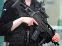 2,500 police firearm operations carried out in West Midlands