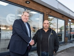 Growing car sales firm moves from Cradley Heath