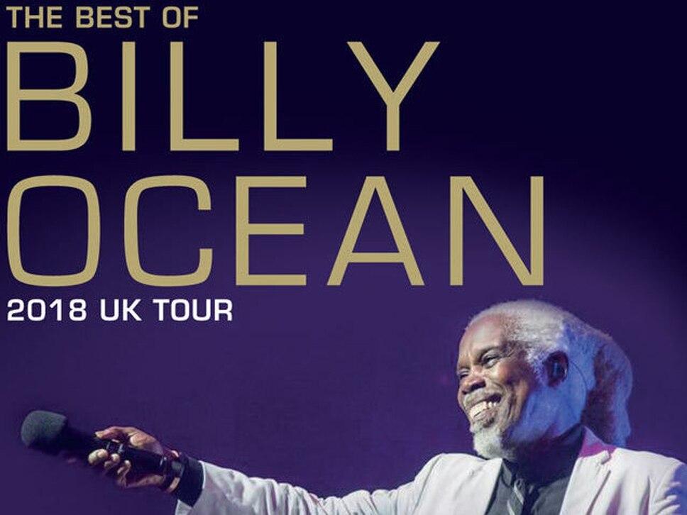 Billy Ocean to play Birmingham