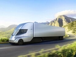 250mph Roadster and electric lorry unveiled by Tesla supremo Elon Musk