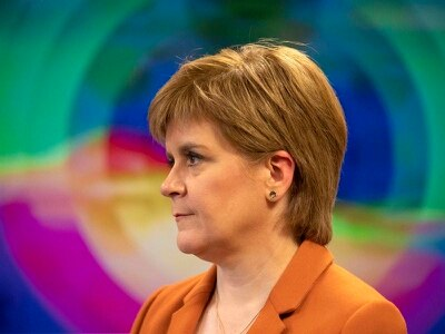 Nicola Sturgeon stresses Scotland's 'interdependence' with Europe