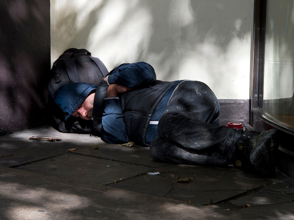 Hundreds across the West Midlands arrested for sleeping rough