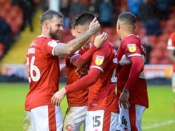 Rory Holden thrilled to get off Walsall mark