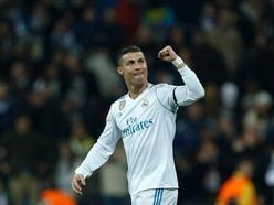 Cristiano Ronaldo becomes the first player to score in all six Champions League group games