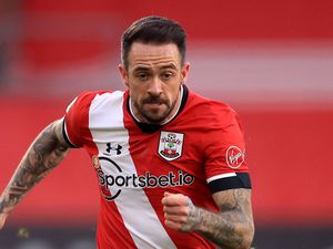 File photo dated 13-12-2020 of Southampton's Danny Ings during the Premier League match at St Mary's, Southampton. Issue date: Wednesday August 4, 2021. PA Photo. Aston Villa have announced the signing of striker Danny Ings from Southampton on a three-year deal. See PA story SOCCER Villa. Photo credit should read Adam Davy/PA Wire.