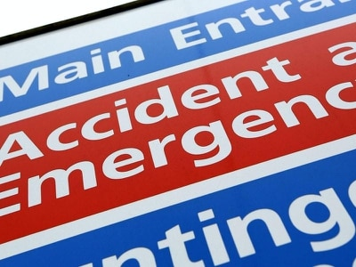 Sharp fall in A&E visits with 50% drop in heart attack victims seeking help