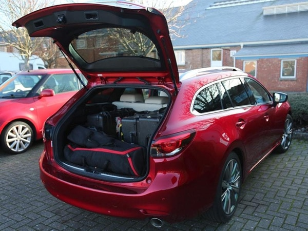 Long-term report: The Mazda6 Tourer fills the video void