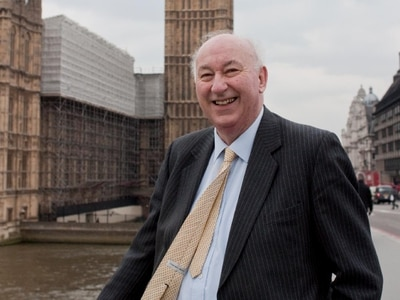 Tributes paid to former Labour MP Bruce George