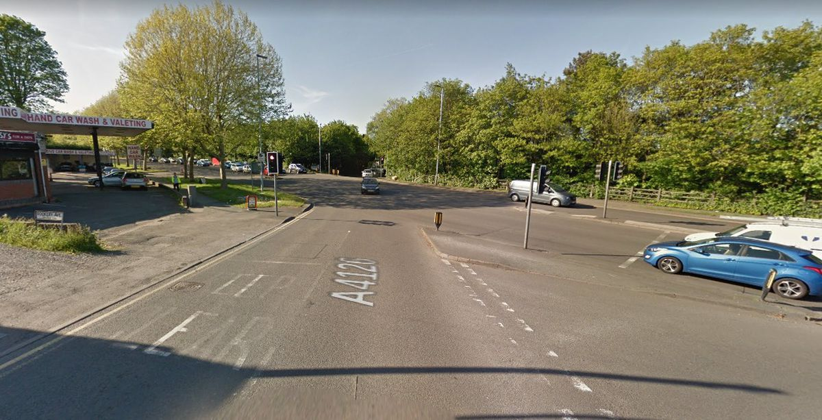 Rookery Road, at the junction of Birmingham New Road. Photo: Google Maps