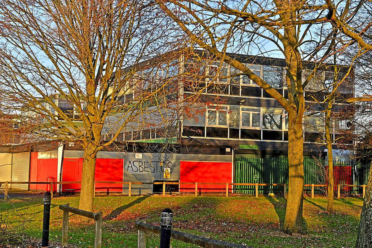 Derelict Wednesbury school could be demolished for housing