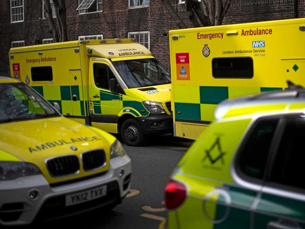 Watford General Hospital tells people not to go to its A&E unit