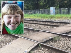 Walsall railway crossing where Sarah Athersmith died 'closed until autumn'
