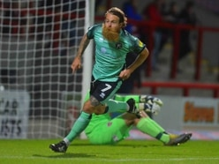 Stuart Sinclair loving his time at Walsall
