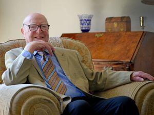 Long-serving parish councillor, Rotarian and businessman John Tonkinson who has died aged 90