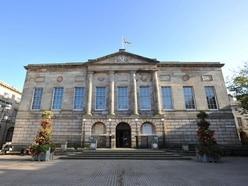 Deadlock over £7 million Stafford Shire Hall revamp