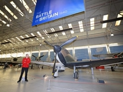 Permanent Battle of Britain exhibition goes on display at RAF Museum Cosford