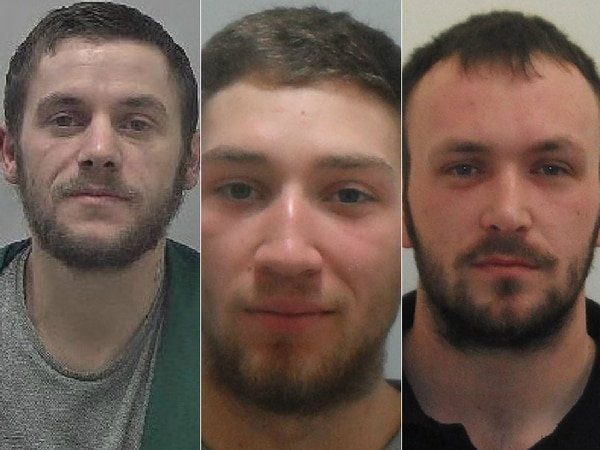 Three jailed for £105,000 Land Rover thefts conspiracy