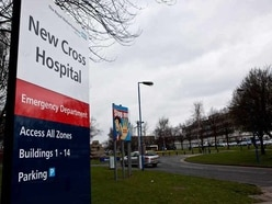 Severe pressure at New Cross Hospital as 18 patients wait 10 hours in A&E on one day