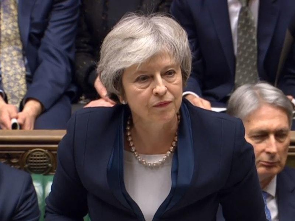 May ready to reach out after crushing Brexit defeat, says ...
