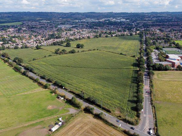 The Triangle in Kingswinford is one of the sites under threat