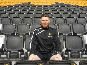 Cullis aiming to build new Wolves legacy