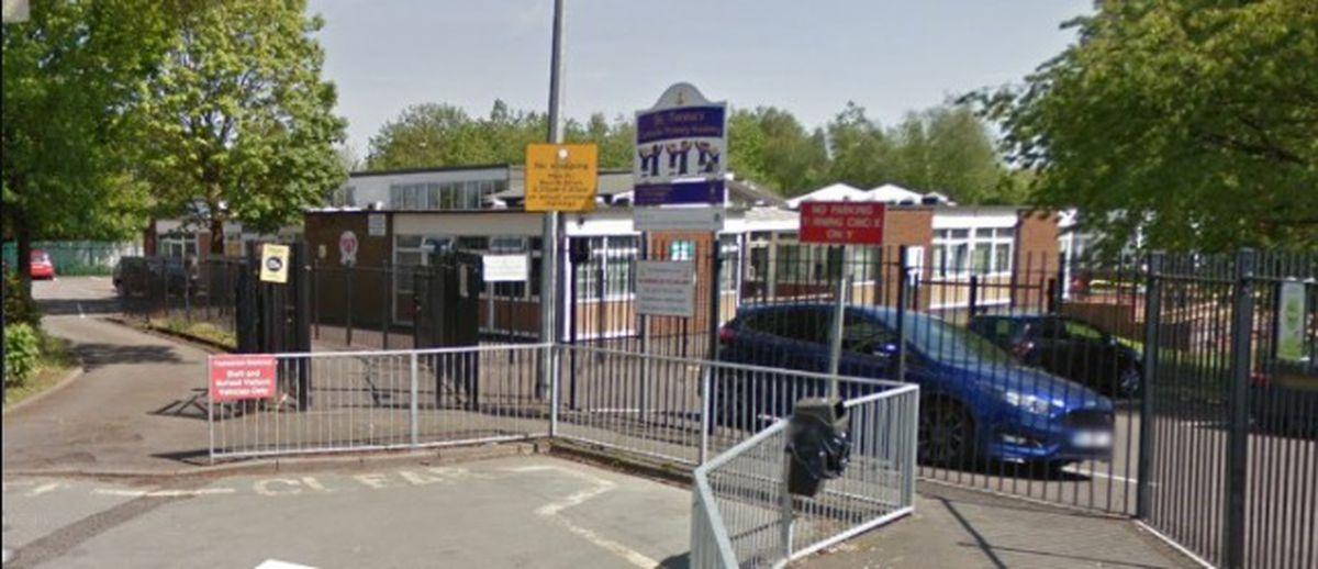 St Teresa's Catholic Primary Academy in Parkfields, Wolverhampton. Photo: Google Maps