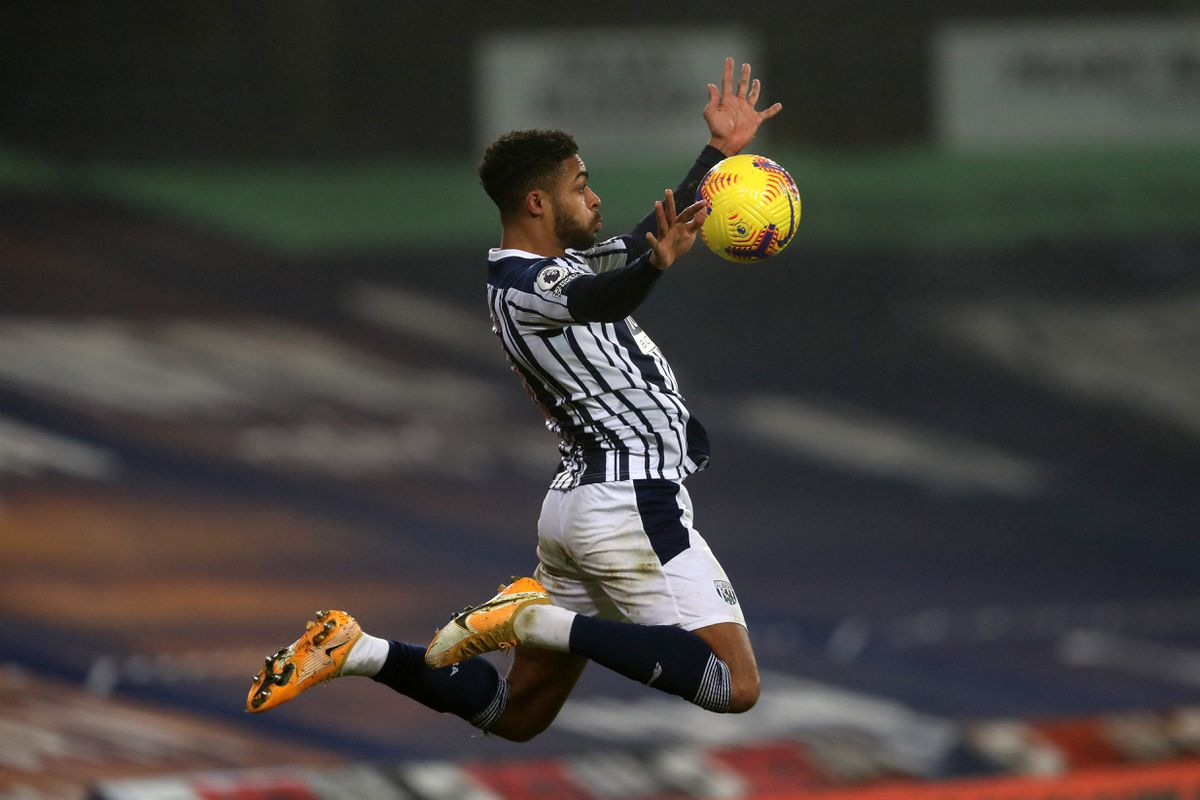 Darnell Furlong of West Bromwich Albion. (AMA)