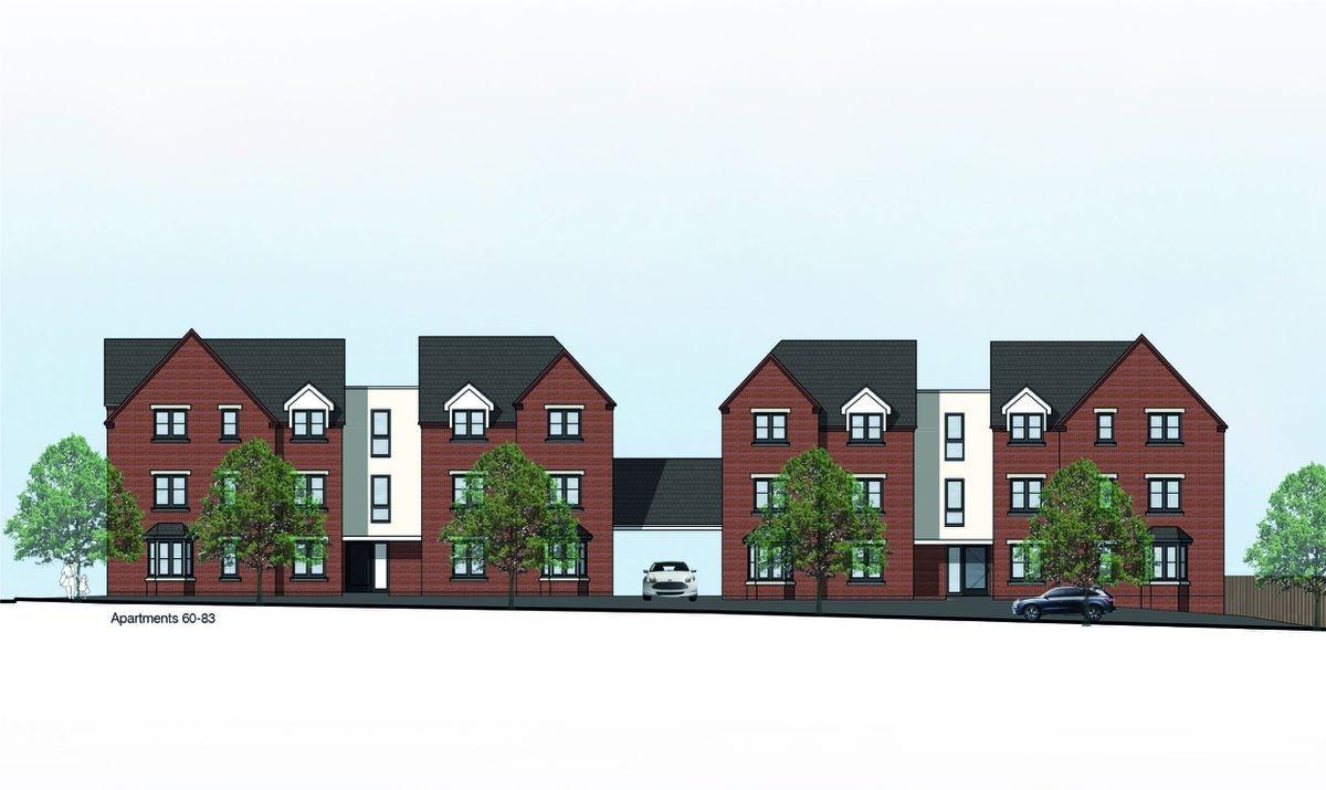 New homes in Wolverhampton