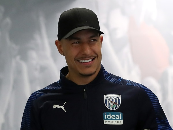 Jake Livermore hungry for more from West Brom