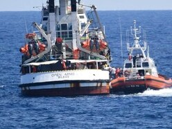 Italian prosecutor orders migrant boat to be seized