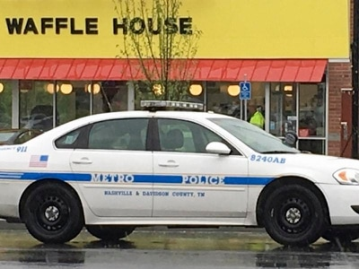 Hero customer may have prevented more deaths in Waffle House shooting