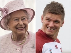 Queen sends 'very best' to England team ahead of Rugby World Cup final