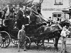 LETTER: Does anyone else remember the Wolverhampton stagecoach?