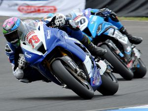 Teenager Storm Stacey put together three solid races in BSB. Picture: Ian Ward