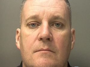 Jailed: David Handy, 54, made a small fortune while his workforce lived in squalor