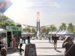 Plans unveiled for multi-million pound Oldbury outlet village
