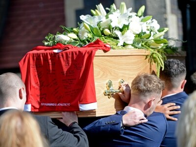 Stourbridge stab victim Ryan Passey laid to rest