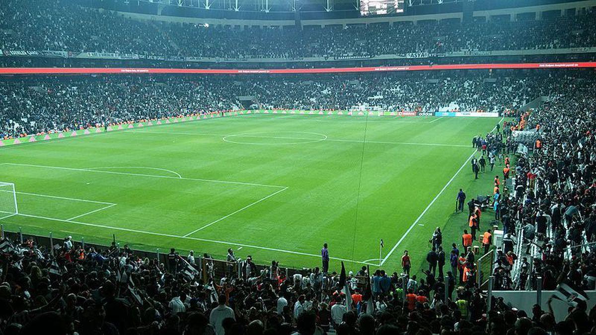 The home of Besiktas – Vodafone Park stadium