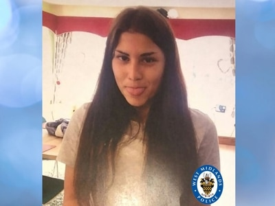 Teen missing for four days