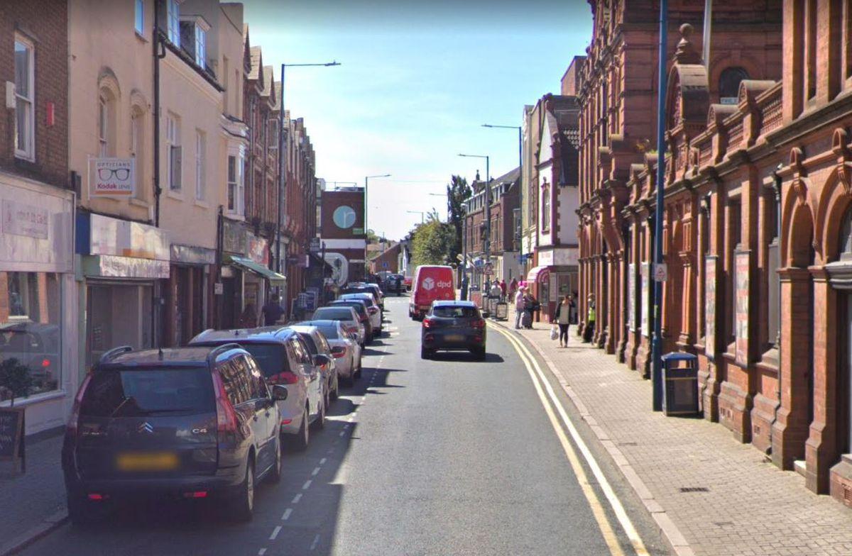 Market Street, in Stourbridge, will be blocked off during a roadworks project. Picture: Google