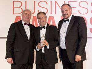 Business Person of the Year: Henry Carver, Carvers Business SuppliesSponsored by ArchOver