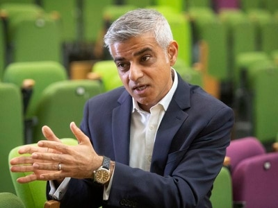 Khan announces £13m to tackle serious youth violence in London