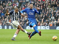 West Brom 1 Leicester 4 - Report and pictures