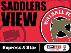 Walsall Debate: Dean Keates is happy that expectations are rising - WATCH
