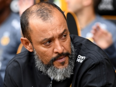 Wolves boss Nuno hails squad strength after Carabao Cup defeat to Leicester City